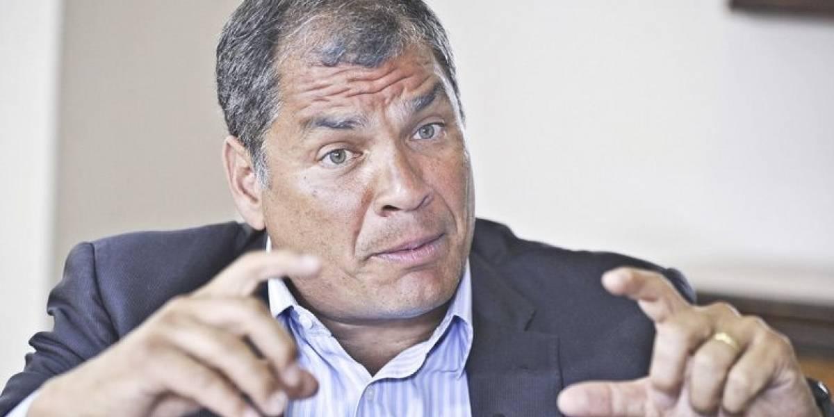 Correa acudió a una junta electoral para obtener justificante por no votar