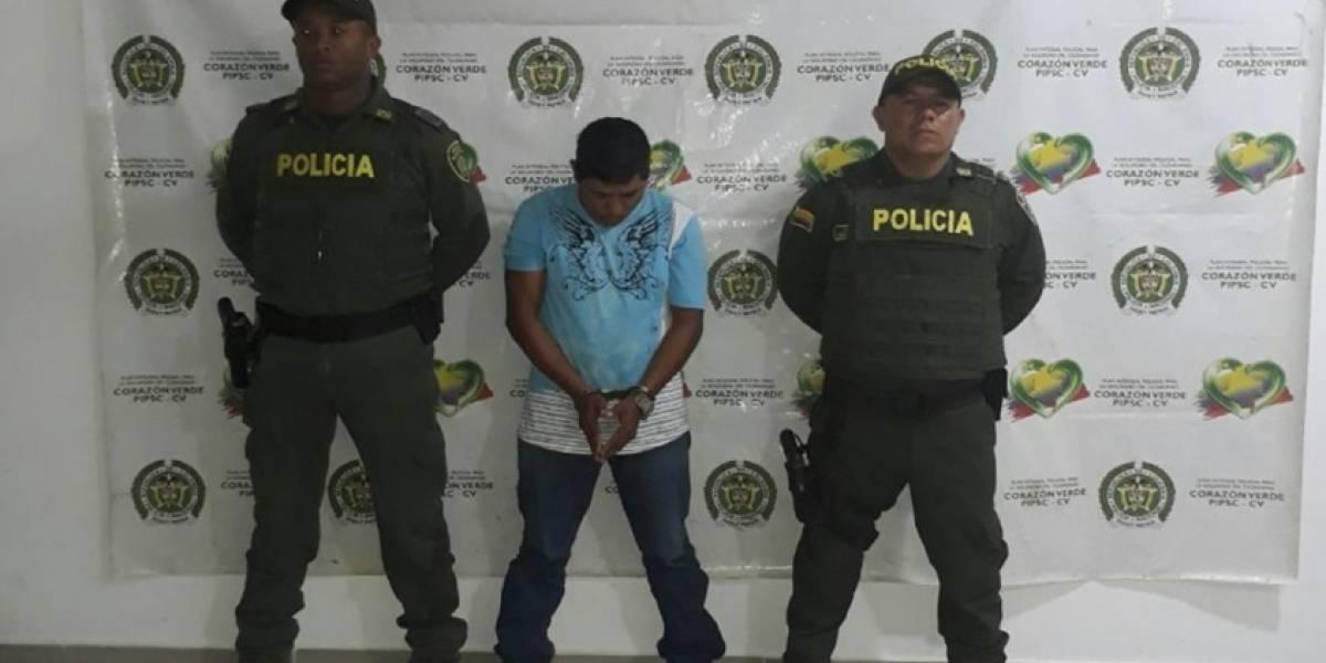 Hombre violaba a niña de 13 años, pero fue capturado en flagrancia por la Policía