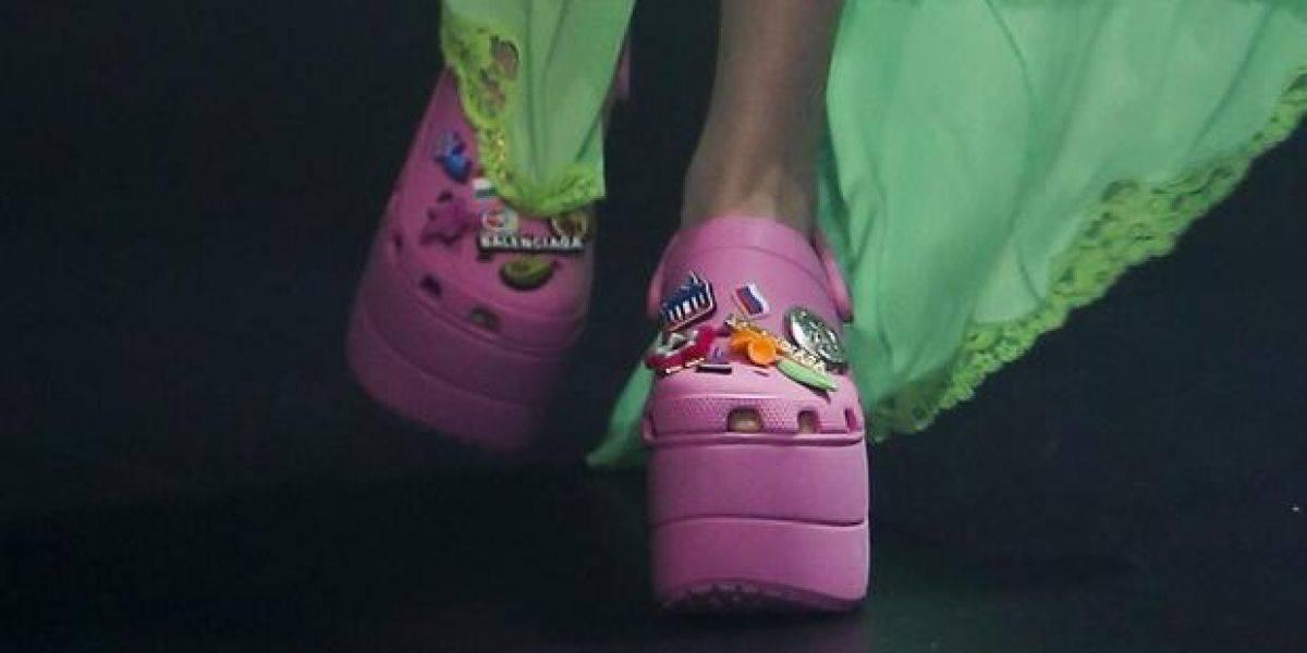 Conoce el escandaloso precio de estos Crocs rosas