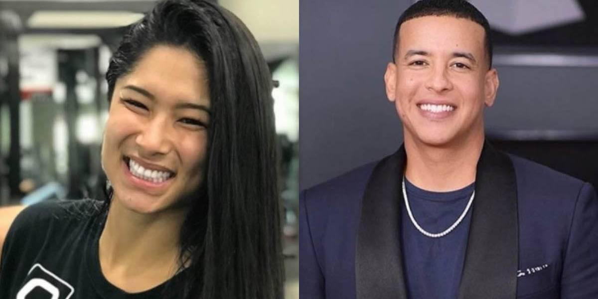 Dina Muñoz cautivó a Daddy Yankee con el 'Dura Challenge'