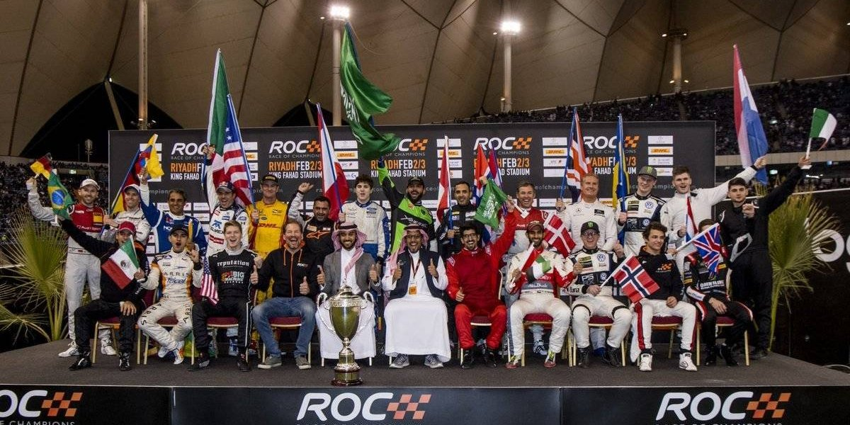 Enrique Peña Nieto felicita a pilotos mexicanos por triunfo