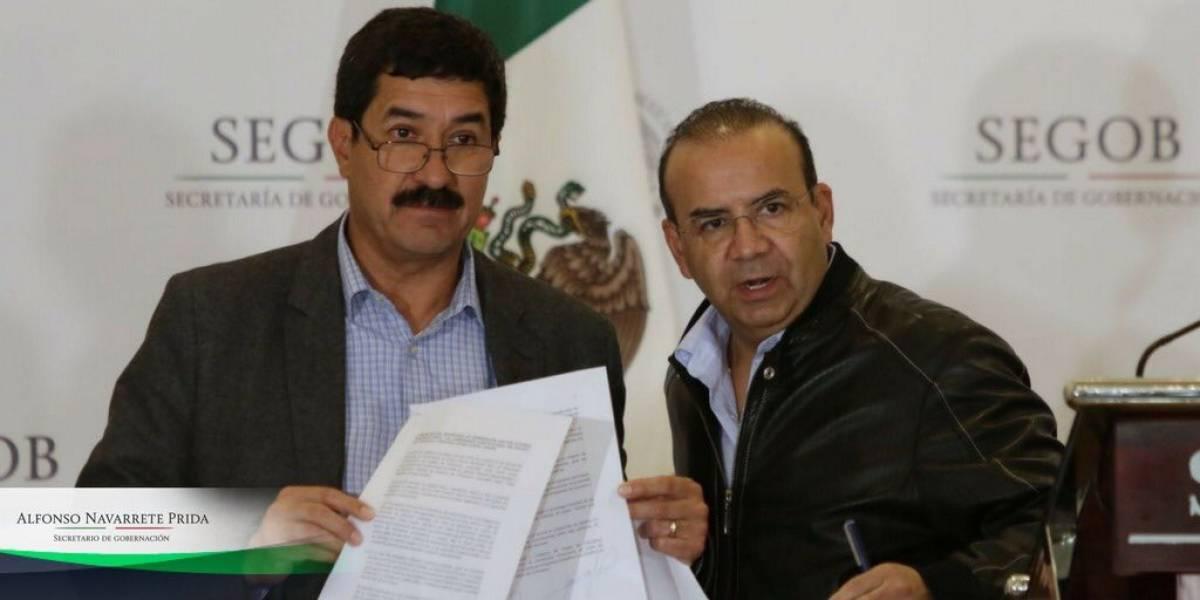 Gobierno federal cede a demandas de Javier Corral