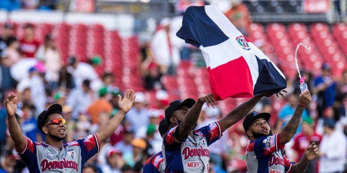 RD frena racha de derrotas ante Puerto Rico en la Serie del Caribe