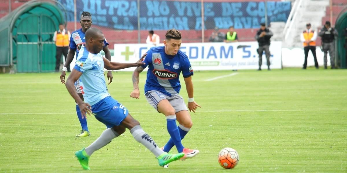 Joao Rojas firma por cinco temporadas con Emelec