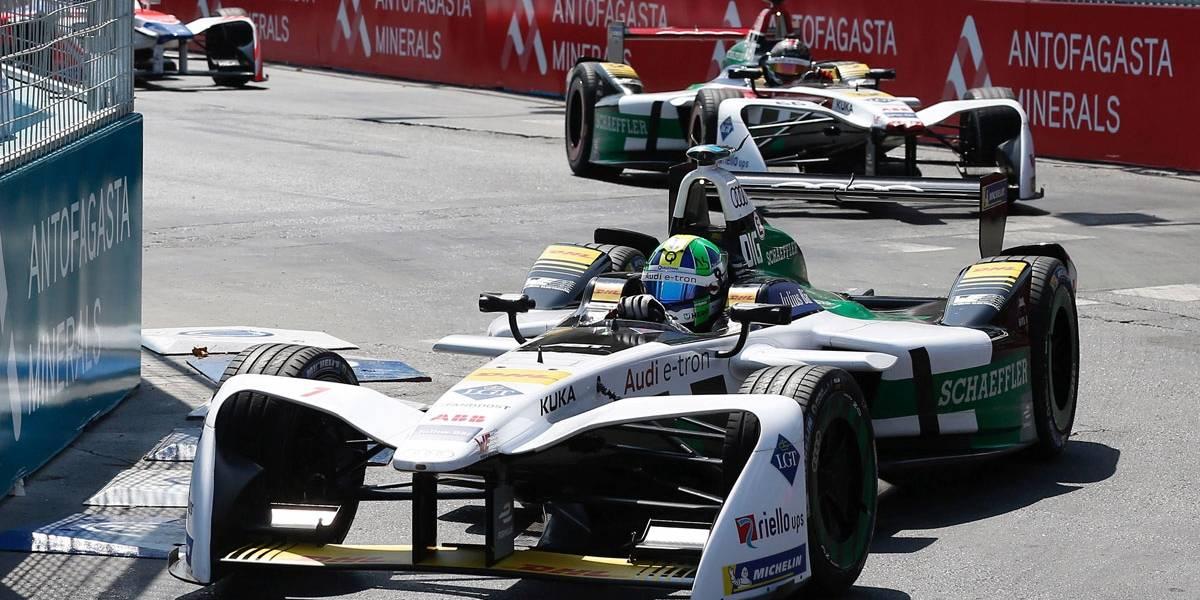 Nelsinho Piquet festeja 'belo início de ano' após 6º lugar em prova da Fórmula E