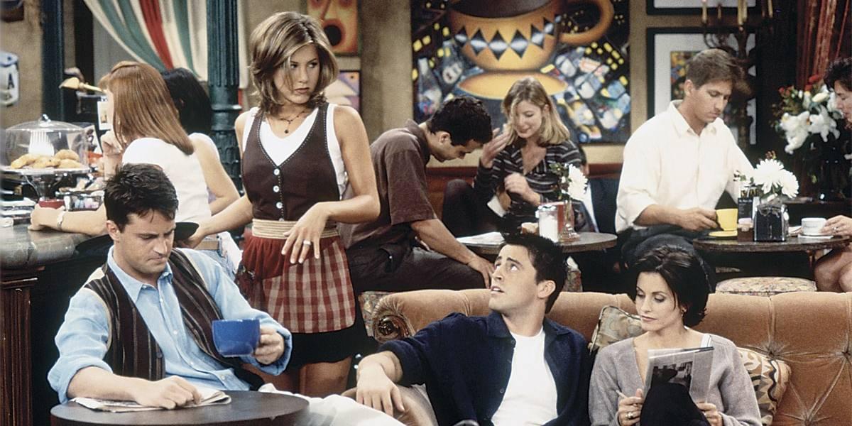 Central Perk, de 'Friends', vai virar uma cafeteria real