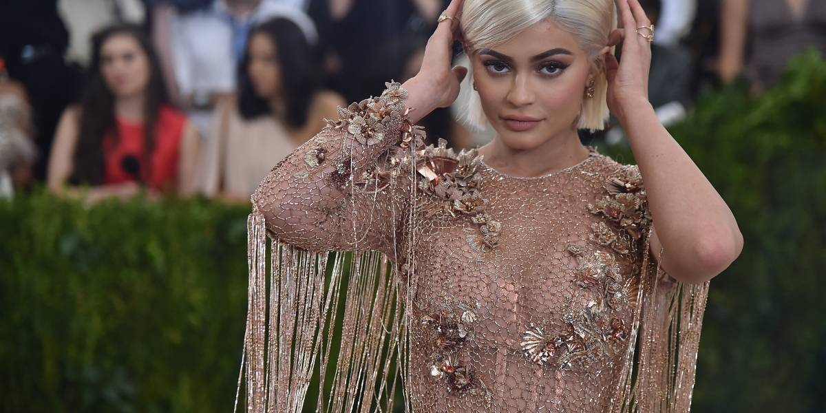 Kylie Jenner se convierte en madre por primera vez