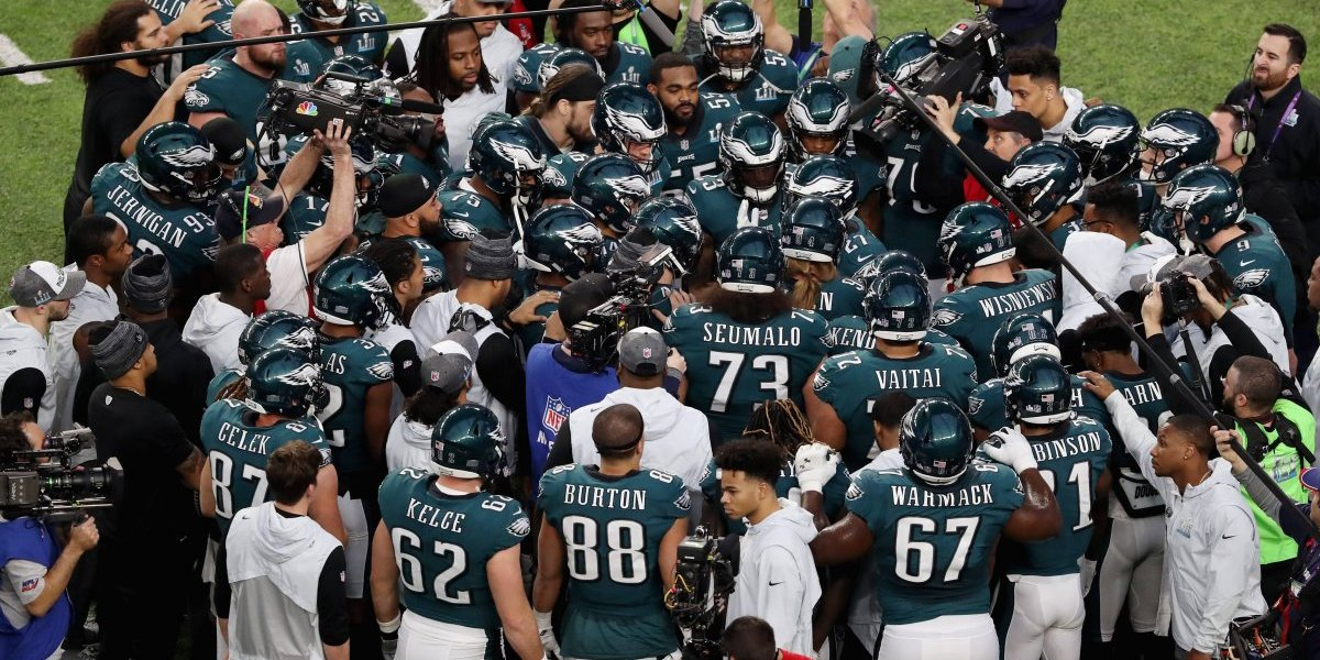 FOTOS: Así se vive el Super Bowl LII desde el U.S. Bank Stadium