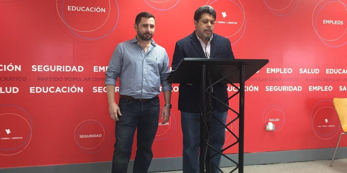 Populares truenan contra proyecciones económicas del plan fiscal de Rosselló
