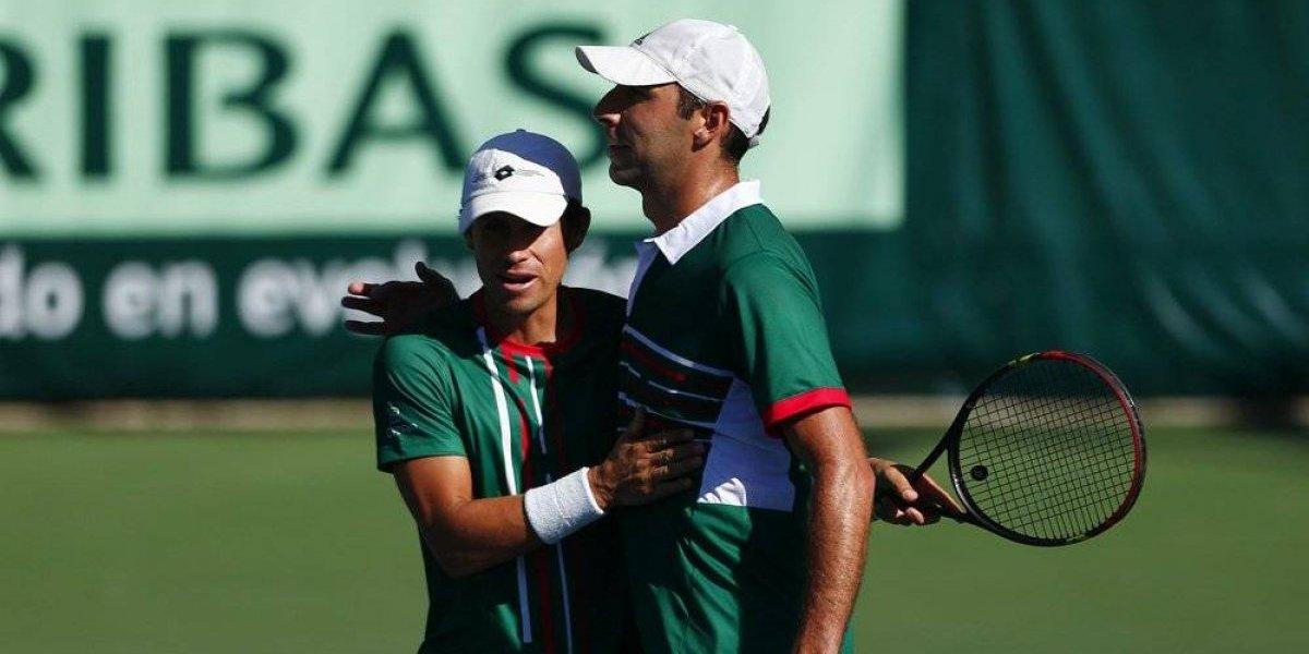 México clasifica a la semifinal del Grupo II de la Copa Davis