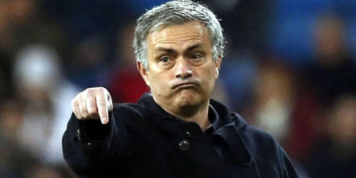 """Mourinho critica el ambiente """"tranquilo"""" de Old Trafford"""