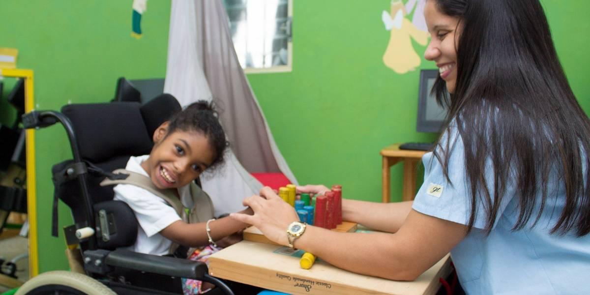 ¿Sabías que la parálisis cerebral es la discapacidad más frecuente durante la infancia?