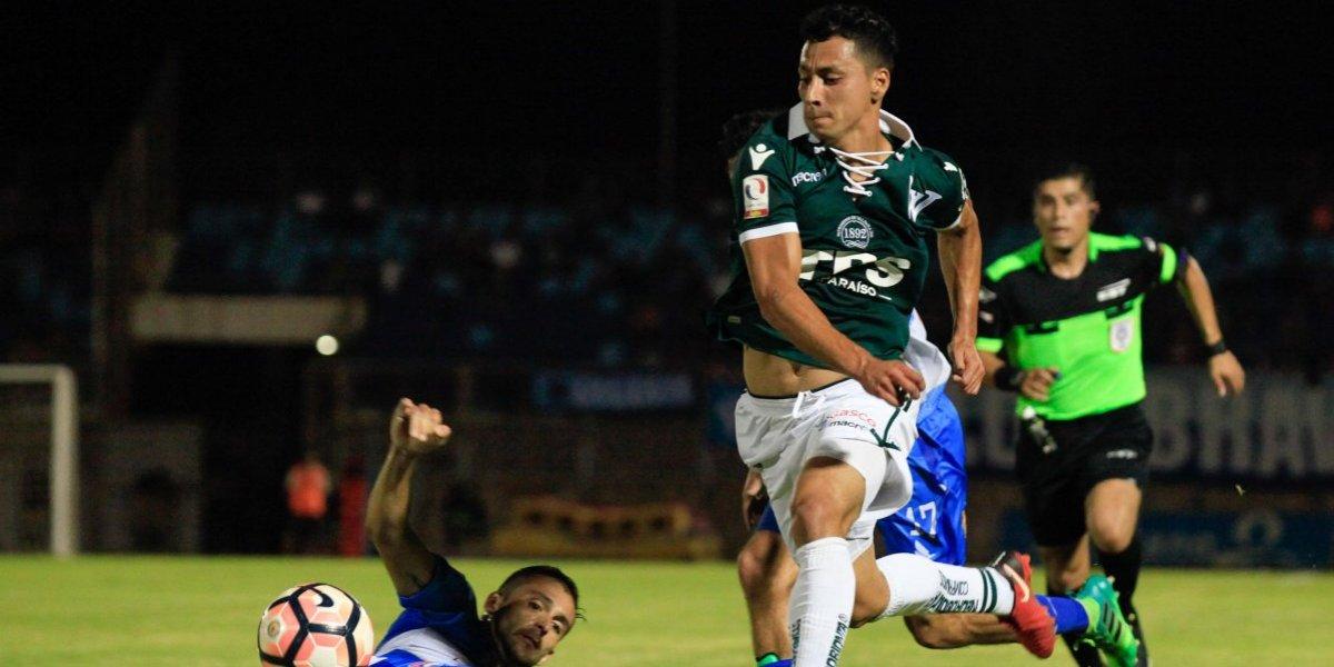 """La """"Operación retorno"""" comenzó con el pie derecho: Wanderers debutó en la B con un triunfo ante San Marcos"""