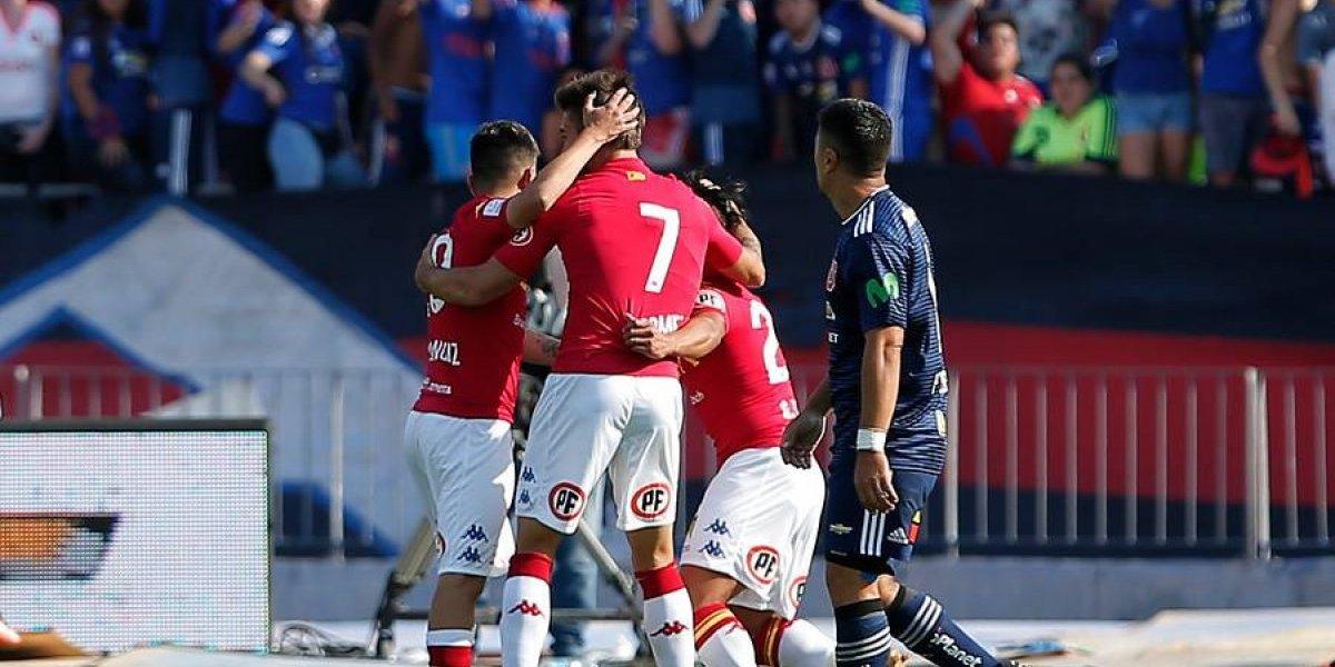 La U sigue sin ideas de juego y arrancó el Torneo Nacional con una derrota ante Unión Española