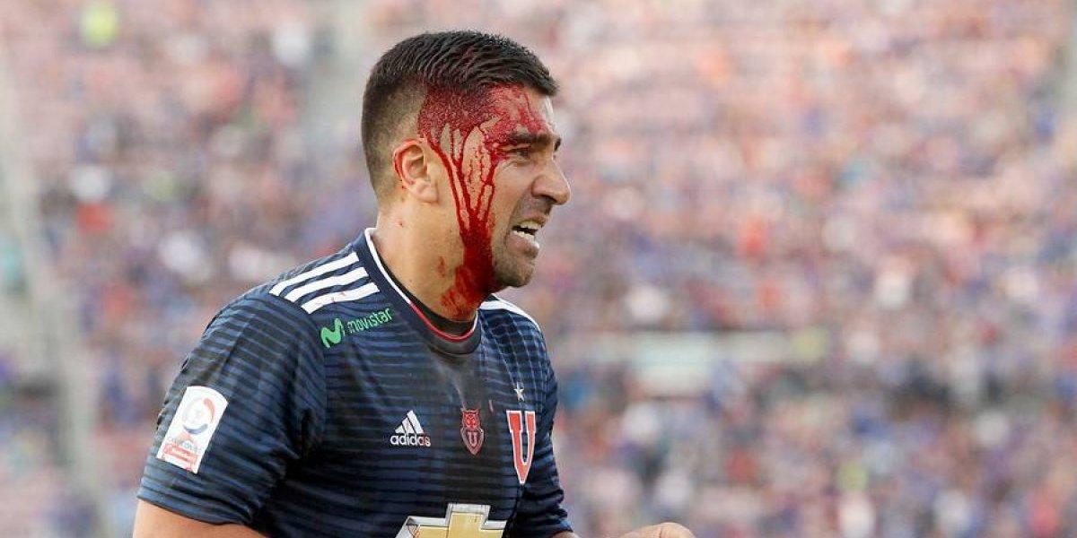 """David Pizarro disparó contra la ANFP: """"Con este tipo de calor es muy difícil jugar, piensan poco en nosotros"""""""