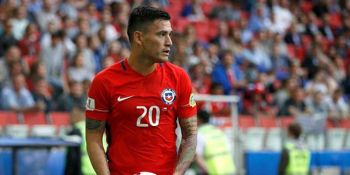 """Aránguiz espera ansioso a Rueda en Alemania: """"Vamos a conversar con él y trataremos de entender lo que quiere con el equipo"""""""