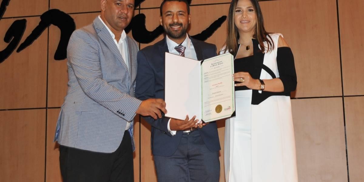 #TeVimosEn: Reconocimiento al mérito juvenil 2018