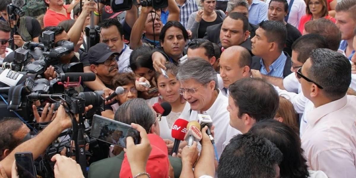Lasso, Nebot y Jairala exigen acciones tras Consulta Popular