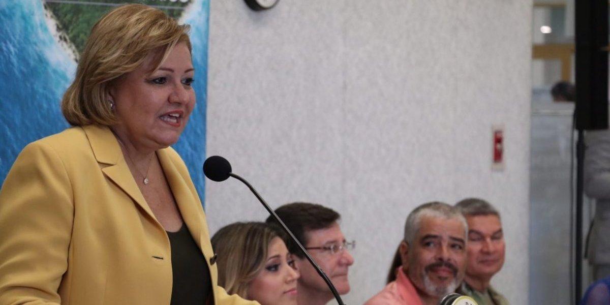 Tribunal le dice no ha lugar a Norma Burgos