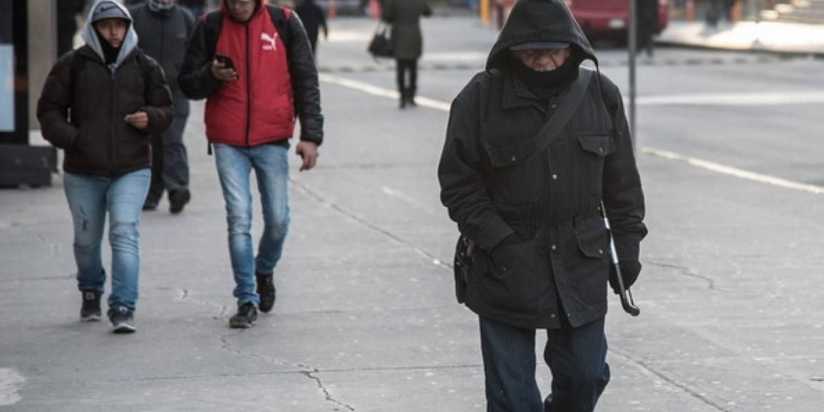 Activan alerta amarilla en seis delegaciones por frío