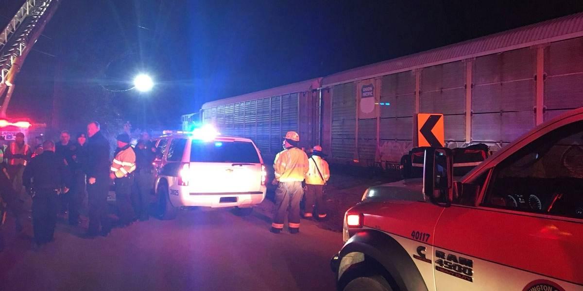 Colisão de trem deixa 2 mortos e 50 feridos na Carolina do Sul nos EUA