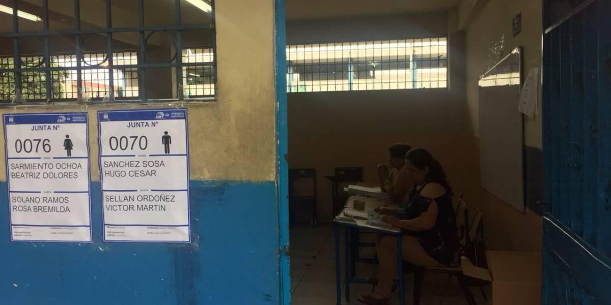 Guayas inaugura proceso electoral