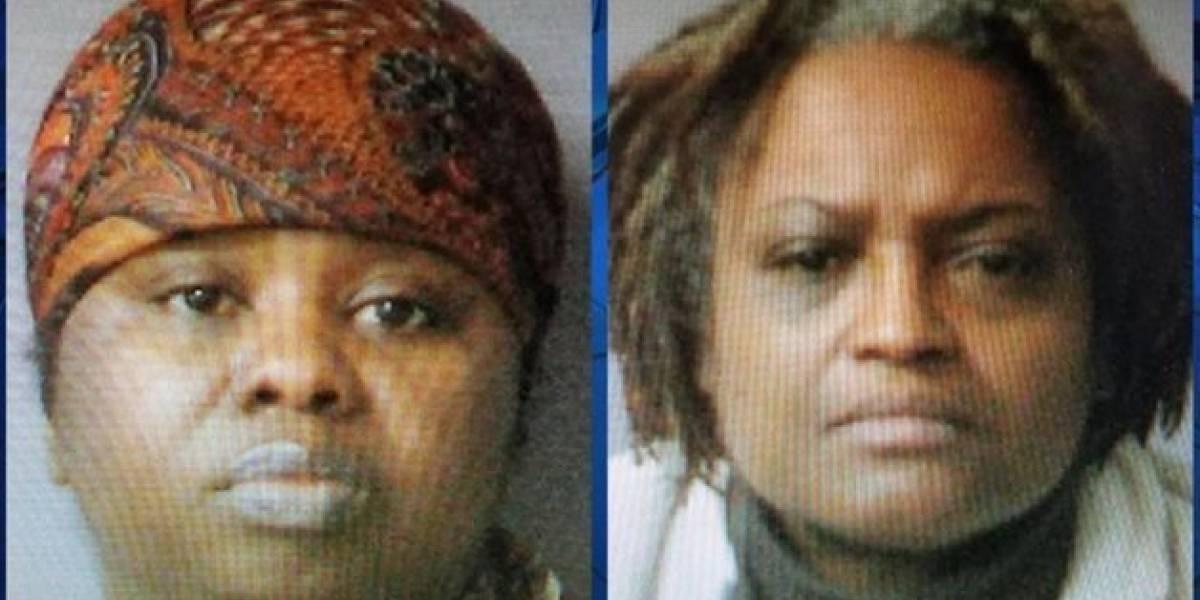 Dos mujeres quemaron a una niña de 5 años en un rito vudú