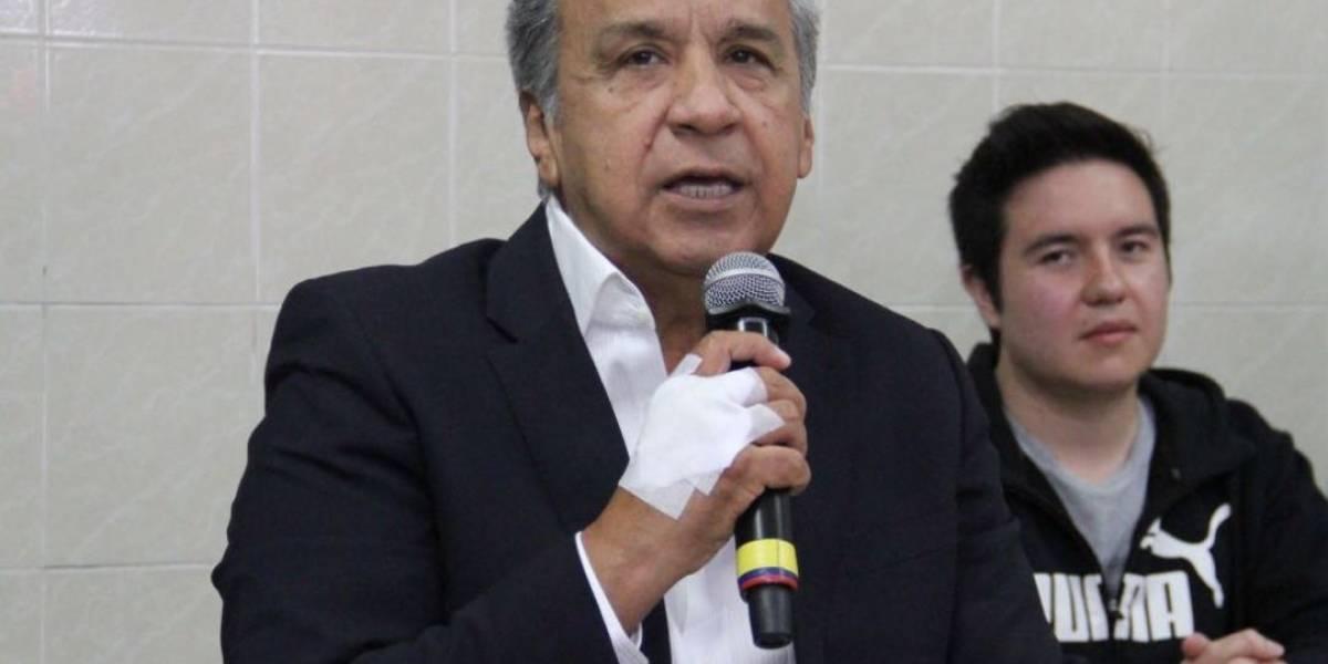 Lenín Moreno: 'No le contradigan , puede empeorar'