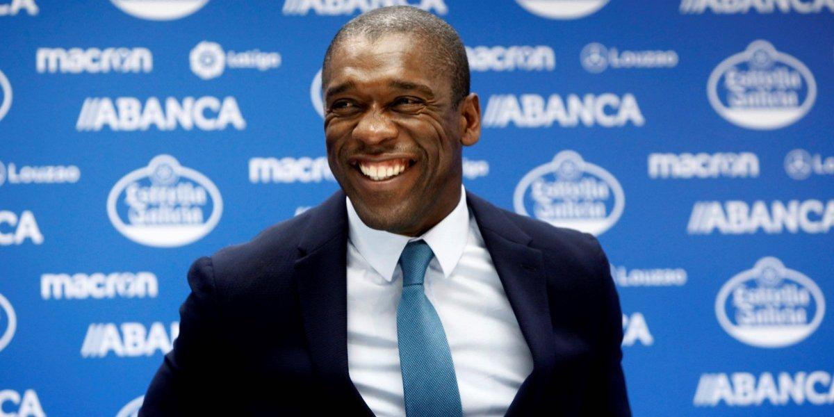 Leyenda holandesa Clarence Seedorf será entrenador del Deportivo La Coruña