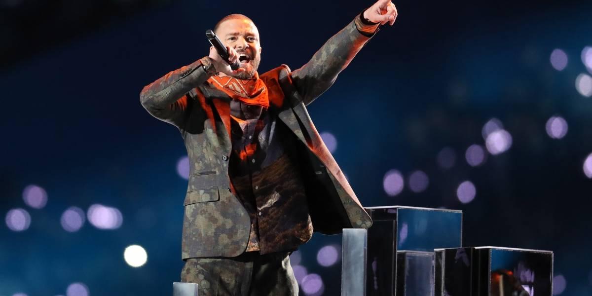 Justin Timberlake volta ao show de intervalo do Super Bowl, agora sem problemas com figurino