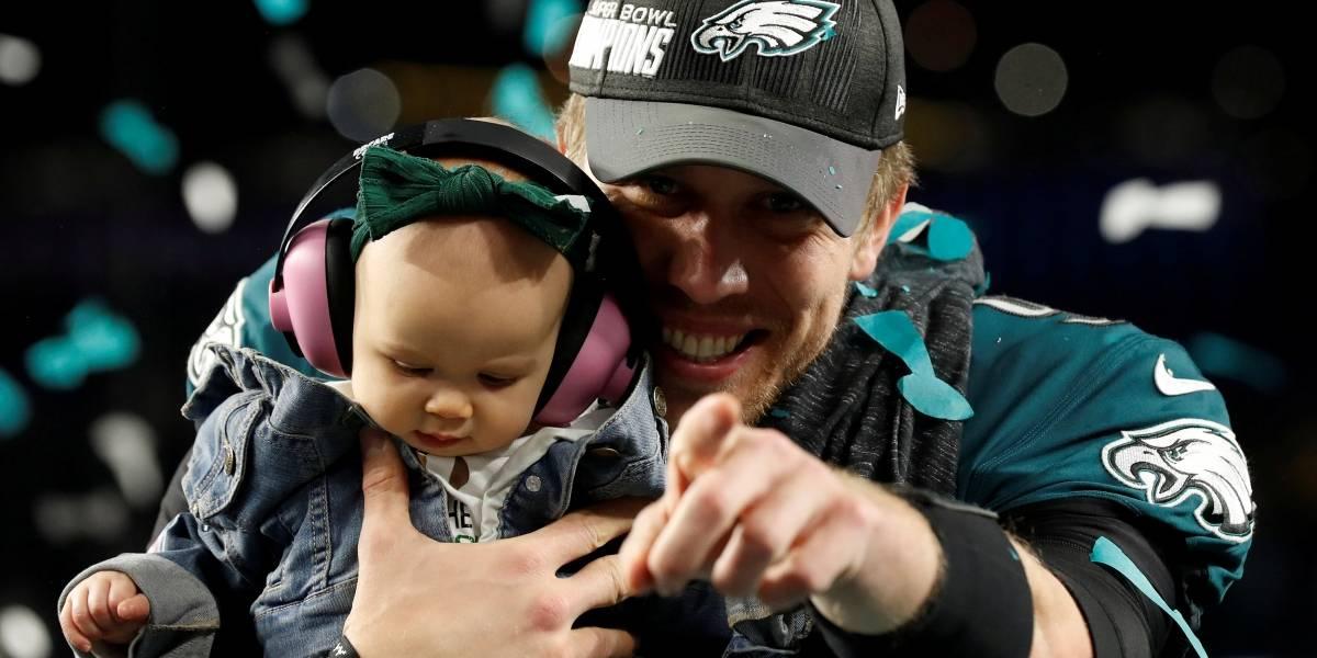 Super Bowl em fotos: veja a comemoração do Philadelphia Eagles