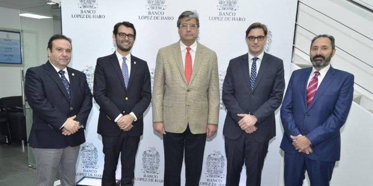 #TeVimosEn: Banco López de Haro inaugura sucursal en Megacentro