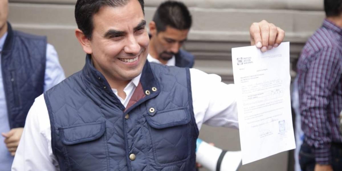 Poncho Robledo rechaza rumores sobre renuncia al PAN