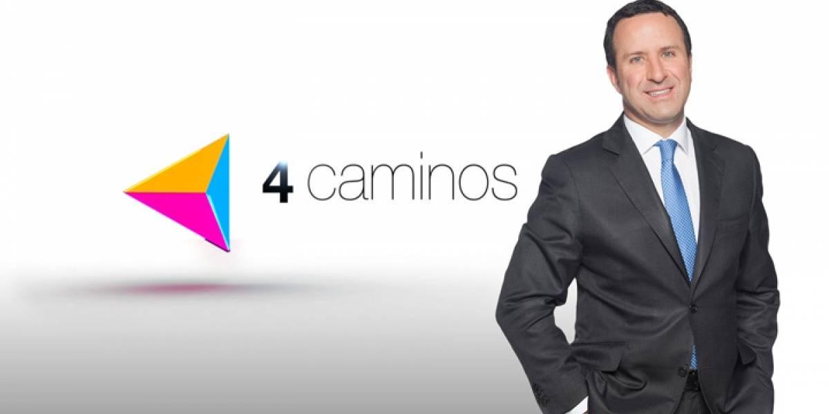 (Video) El evidente error del programa '4 caminos' del Canal RCN que salió al aire