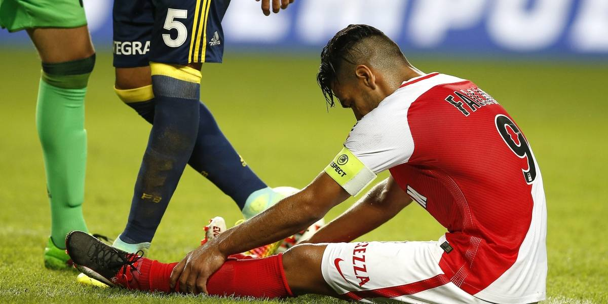 ¿Qué tan grave es la lesión de Falcao García?