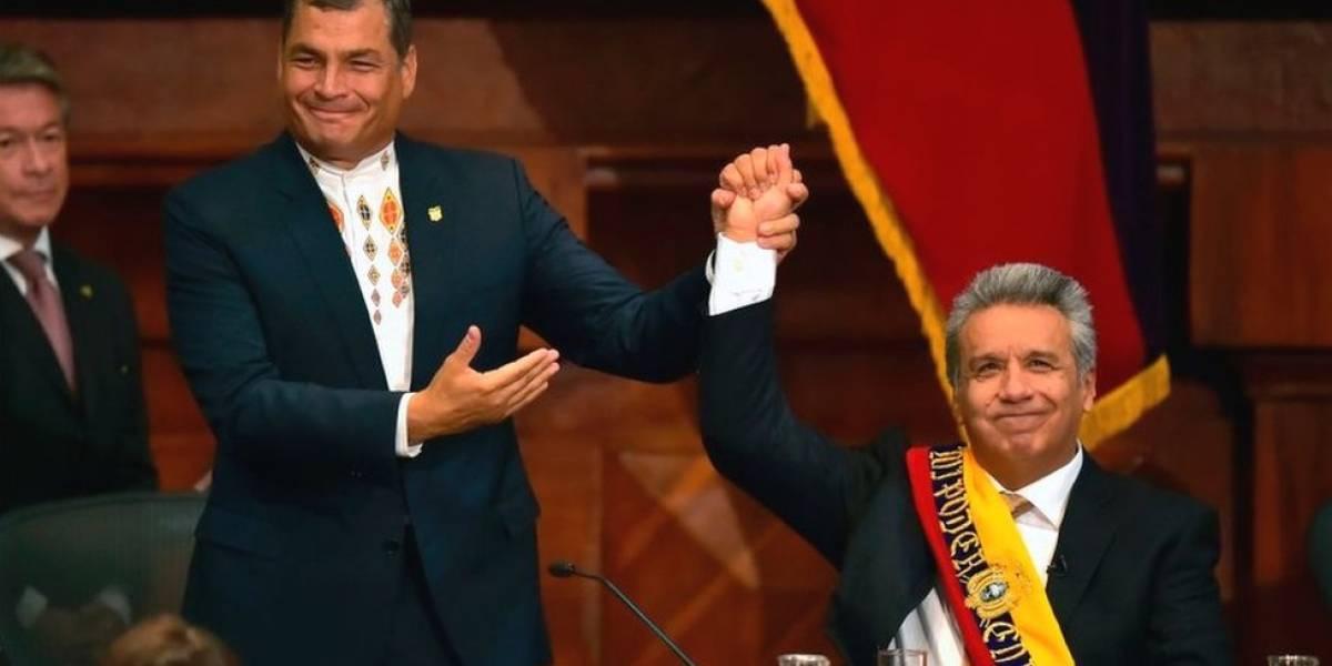 Victoria de Moreno en referéndum abre interrogantes sobre el futuro de Correa
