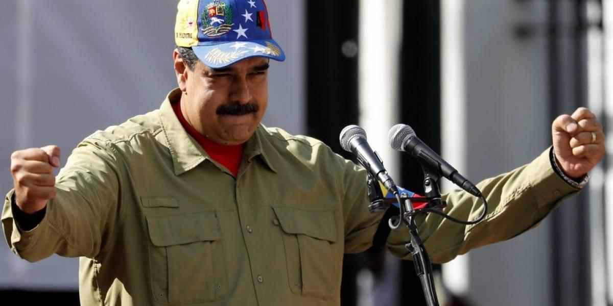 """Maduro asegura en Colombia se prepara un """"falso positivo"""" contra Venezuela"""
