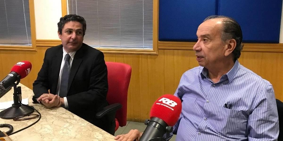 """Aloysio Nunes analisa cenário político e afirma: """"Alckmin é meu candidato"""""""