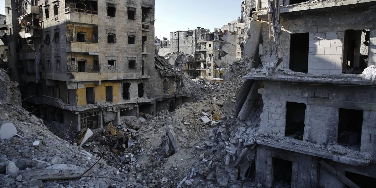Al menos 12 muertos por nuevo ataque con gas cloro en Siria