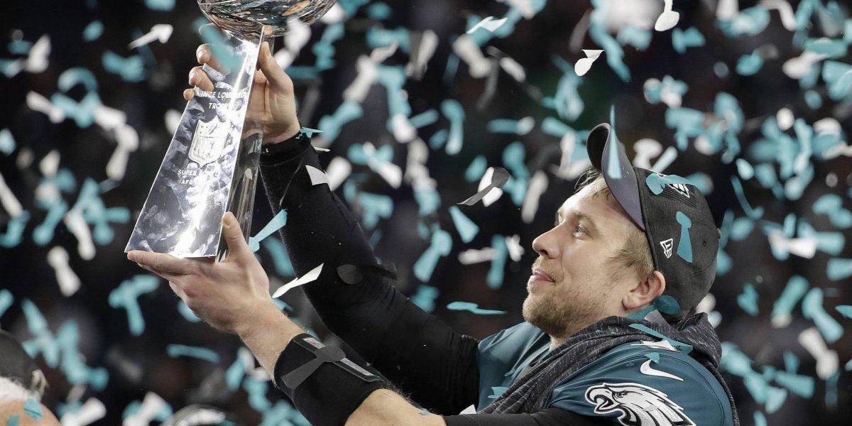 Águilas de Filadelfia volaron alto y conquistaron el primer Super Bowl de su historia