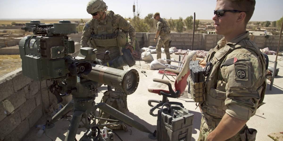 EU inicia retiro de tropas de Irak tras derrota del Estado Islámico