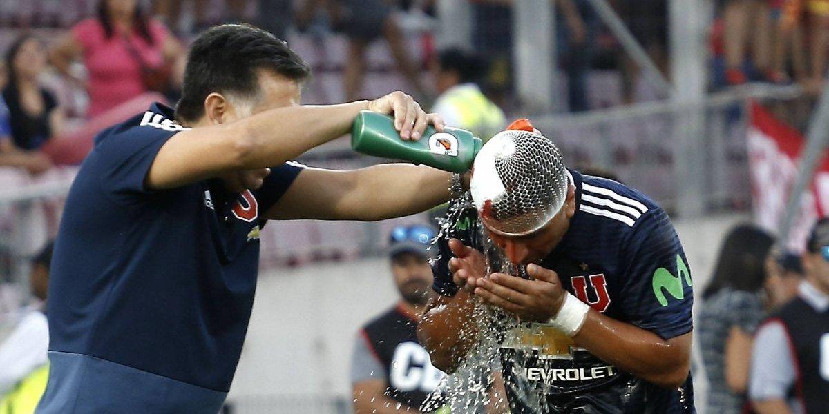 """ANFP y los reclamos de David Pizarro por jugar a las 18:00 horas: """"No hay más espacio"""""""