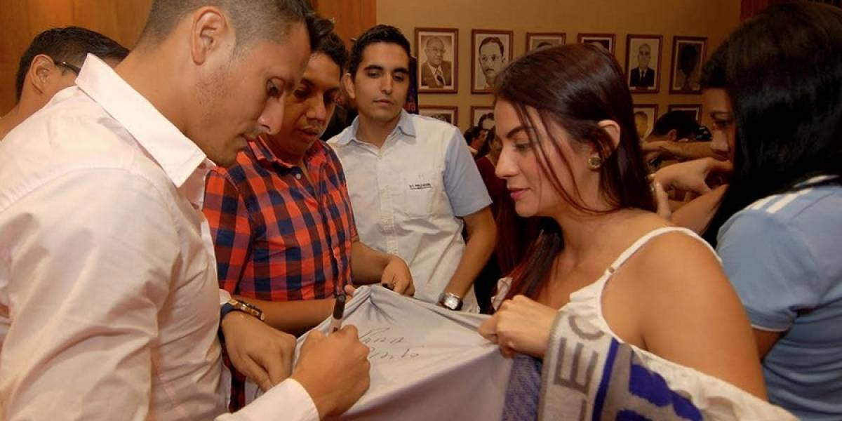 Dreer y Mondaini compartieron experiencias en conversatorio en Guayaquil