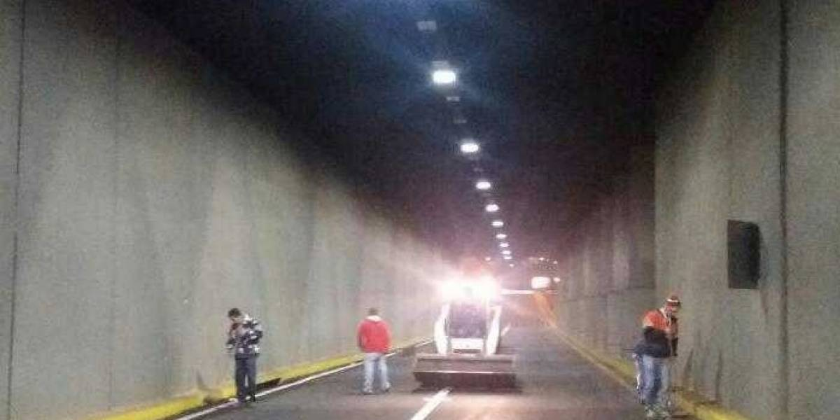 Quito: Habrá cierre vial por trabajos de mantenimiento en el Intercambiador de Las Bañistas
