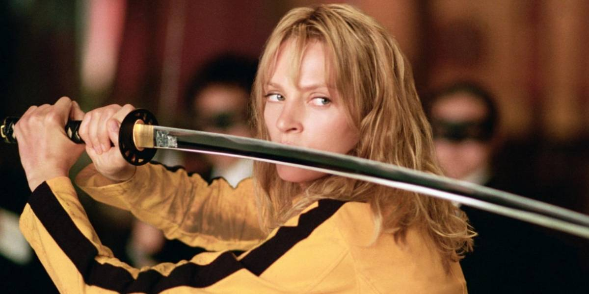 """Uma Thurman perdonó a Tarantino por el accidente que vivió durante la grabación de """"Kill Bill"""""""