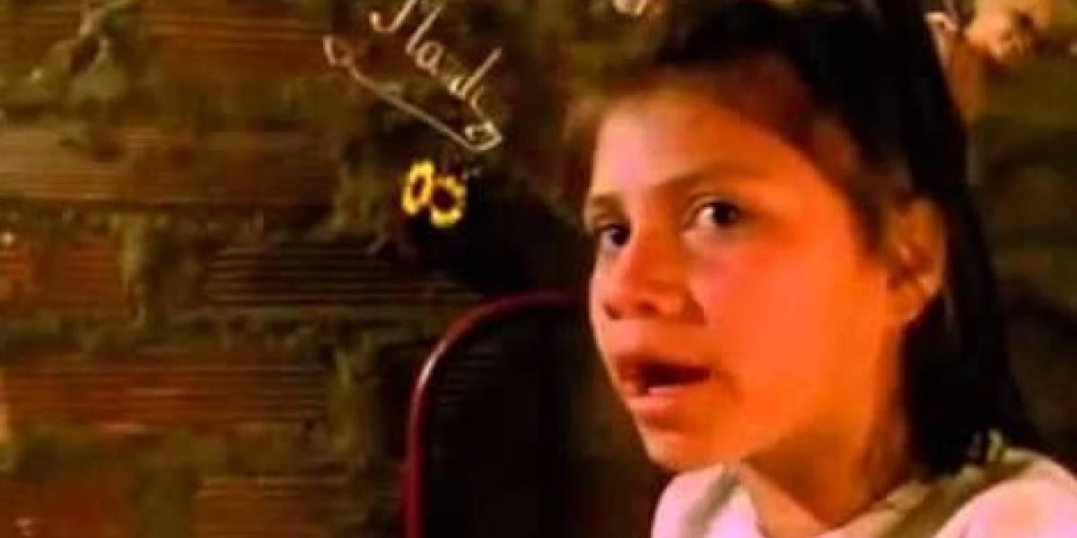 """Así está hoy Mileider Gil, la niña de """"Me la mecatié en cositas"""""""