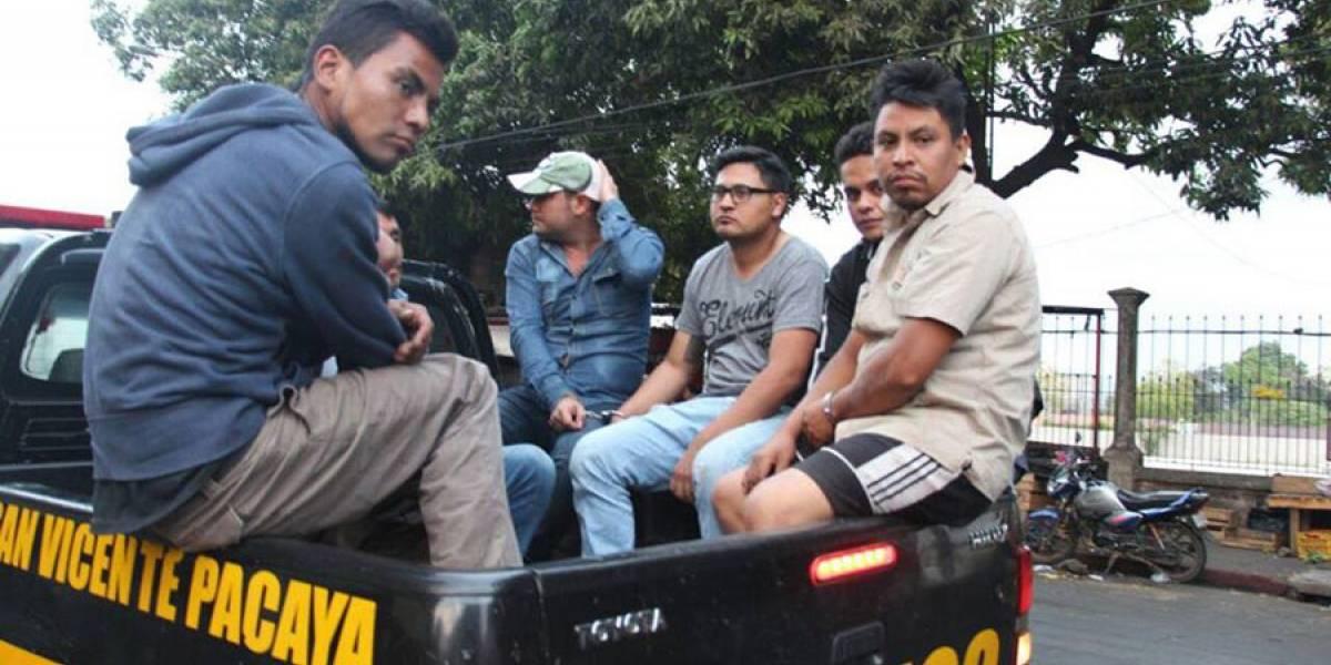 Descubren guarida de supuestos violadores y traficantes al menudeo