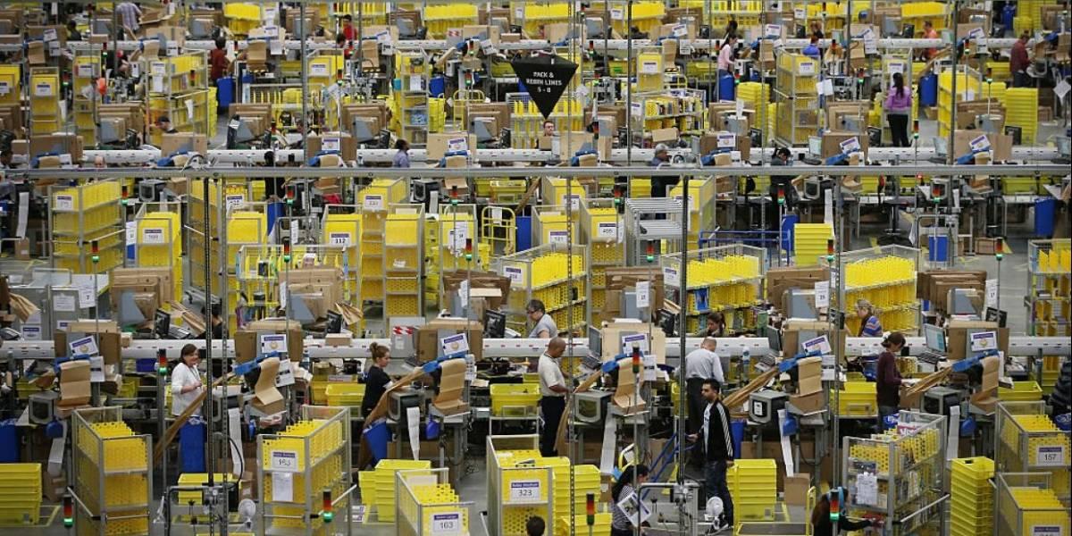 La última idea de Jeff Bezos: trabajadores de Amazon podrían usar pulsera rastreadora