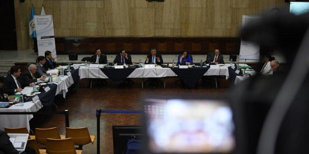 Accionan contra tabla de gradación para elegir a fiscal del MP