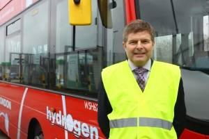 David Yorke, jefe de proyectos Bus a Hidrógeno de Tower Transit Londres